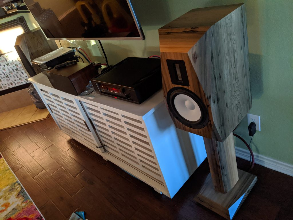 Selah Audio Ritorno in the system
